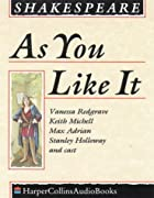 Cover of the book As You Like It by William Shakespeare
