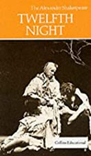 Cover of the book Twelfth Night by William Shakespeare