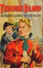 Another cover of the book Treasure Island by Robert Louis Stevenson