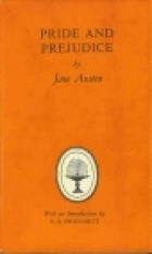 Cover of the book Pride and Prejudice by Jane Austen