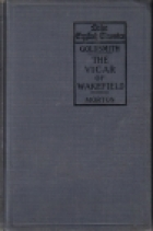 Cover of the book The Vicar of Wakefield by Oliver Goldsmith