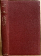 Another cover of the book Vanity Fair by William Makepeace Thackeray