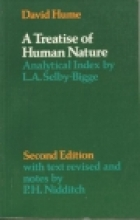 Cover of the book A Treatise of Human Nature by David Hume