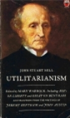 Cover of the book Utilitarianism by John Stuart Mill