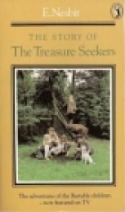 Cover of the book The Story of the Treasure Seekers by E. Nesbit