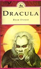 Another cover of the book Dracula by Bram Stoker