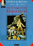 Another cover of the book The Hound of the Baskervilles by Arthur Conan Doyle