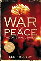 Cover of the book War and Peace by Leo Tolstoy