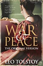 Another cover of the book War and Peace by Leo Tolstoy