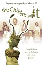 Cover of the book Five Children and It by E. Nesbit