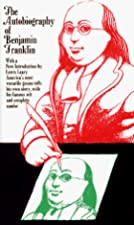 Another cover of the book The Autobiography of Benjamin Franklin by Benjamin Franklin
