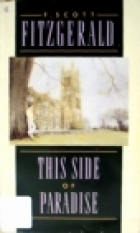 Cover of the book This Side of Paradise by F. Scott Fitzgerald