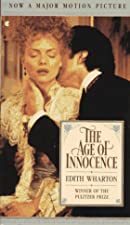 Another cover of the book The Age of Innocence by Edith Wharton