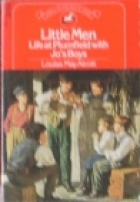 Cover of the book Little Men by Louisa May Alcott