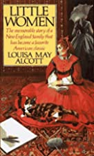 Another cover of the book Little Women by Louisa May Alcott