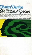 Cover of the book On the origin of species by Charles Darwin