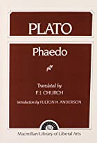 Cover of the book Phaedo by Plato
