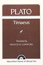 Cover of the book Timaeus by Plato