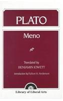 Cover of the book Meno by Plato