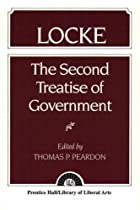 Cover of the book Second Treatise of Government by John Locke