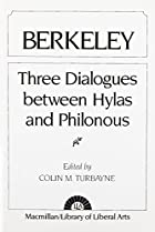 Cover of the book Three Dialogues Between Hylas and Philonous by George Berkeley