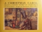 Another cover of the book A Christmas Carol by Charles Dickens