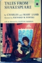 Another cover of the book Tales from Shakespeare by Charles Lamb