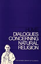 Cover of the book Dialogues Concerning Natural Religion by David Hume