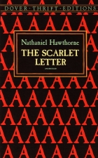 Another cover of the book The Scarlet Letter by Nathaniel Hawthorne