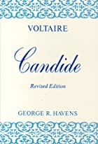Cover of the book Candide by Voltaire