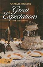 Another cover of the book Great Expectations by Charles Dickens