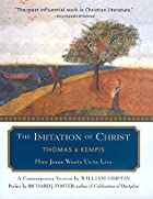 Another cover of the book The Imitation of Christ by à Kempis Thomas