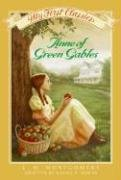 Another cover of the book Anne of Green Gables by L.M. Montgomery