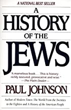 Cover of the book A history of the Jews by Paul Goodman