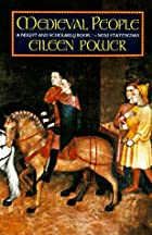 Cover of the book Medieval People by Eileen Edna Power