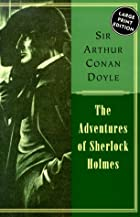 Cover of the book The Adventures of Sherlock Holmes by Arthur Conan Doyle