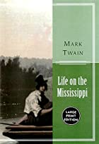 Cover of the book Life on the Mississippi by Mark Twain