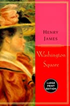 Another cover of the book Washington Square by Henry James