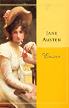 Another cover of the book Emma by Jane Austen