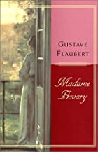 Cover of the book Madame Bovary by Gustave Flaubert