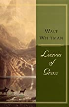 Cover of the book Leaves of Grass by Walt Whitman