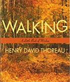 Cover of the book Walking by Henry David Thoreau