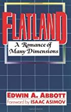 Cover of the book Flatland: a romance of many dimensions by Edwin Abbott Abbott