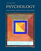 Cover of the book Psychology by Camille B Wortman