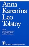 Cover of the book Anna Karenina by Leo Tolstoy