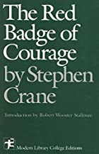Cover of the book The Red Badge of Courage by Stephen Crane