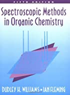 Cover of the book Spectroscopic methods in organic chemistry by Dudley H Williams