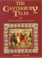 Another cover of the book The Canterbury tales by Geoffrey Chaucer