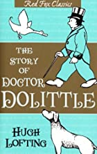 Another cover of the book The Story of Doctor Dolittle by Hugh Lofting