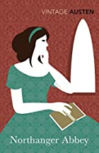 Another cover of the book Northanger Abbey by Jane Austen